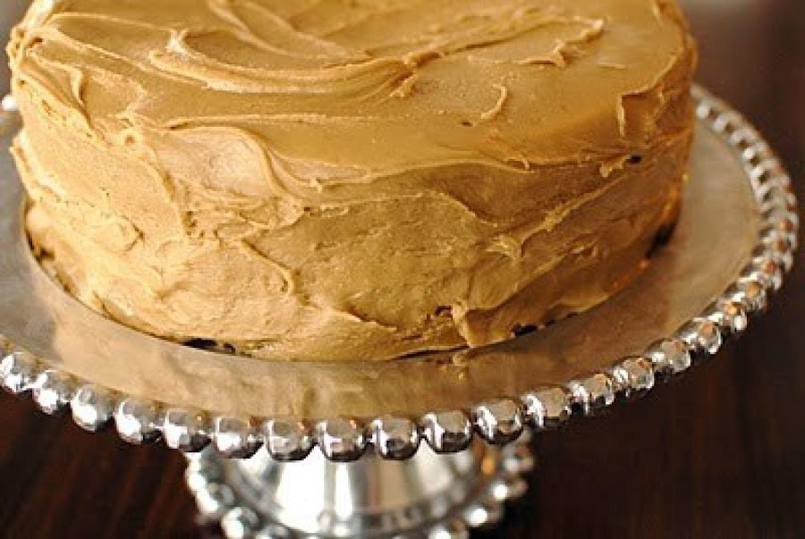 Old Fashioned Caramel Icing