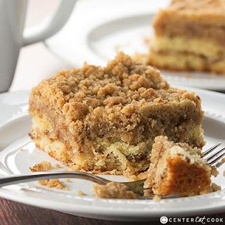 Crumb Coffee Cake.