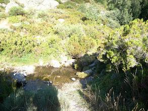 Photo: Después de los prados cruzo el arroyo Cabriles