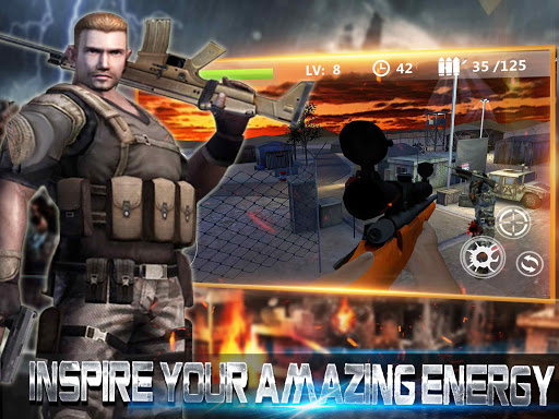 Modern Sniper Combat 1.2.3 screenshots 14