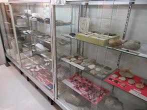 写真: 島大キャンパス出土の石器