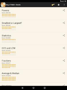 King of Math - screenshot thumbnail