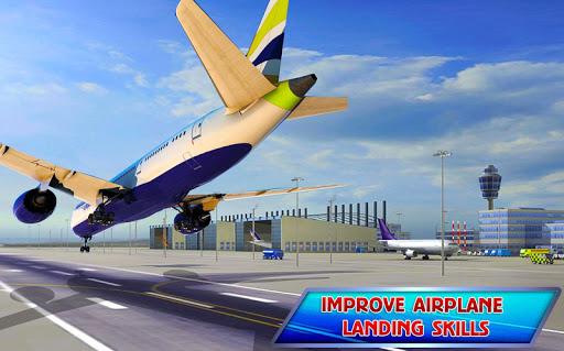 Aeroplane Games: City Pilot Flight  screenshots 5