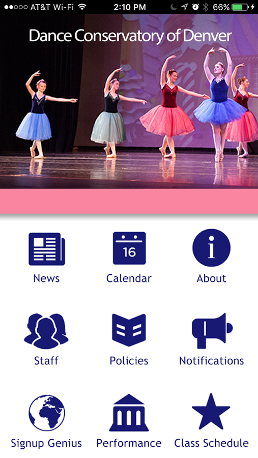 Dance Conservatory of Denver- screenshot