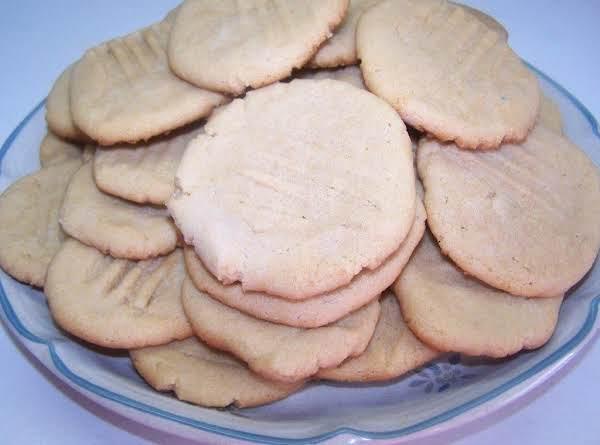 Mamo's Peanut Butter Cookies Recipe