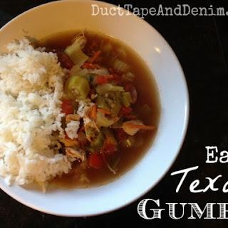 Easy Texas Gumbo