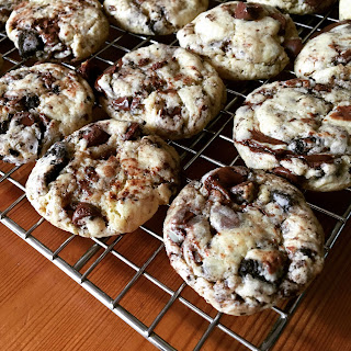 Oreo Peppermint Cookies