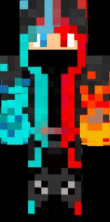 FrostFire Skin