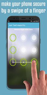 Anti Theft Alarm Pro - náhled