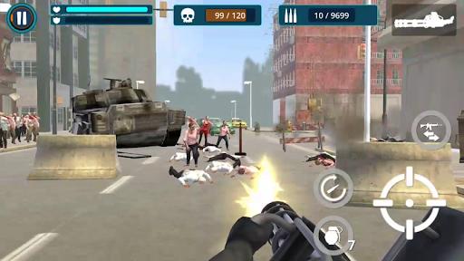 Dead Battle: Zombie Warfare u2013 Defense & Survival 1.291 screenshots 4