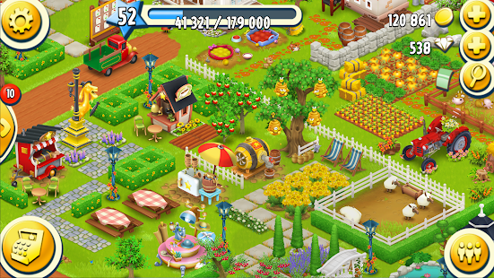 Hay Day Screenshot