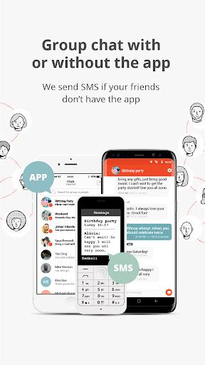 Supertext Messenger 3.2.5-877.PR screenshots 1