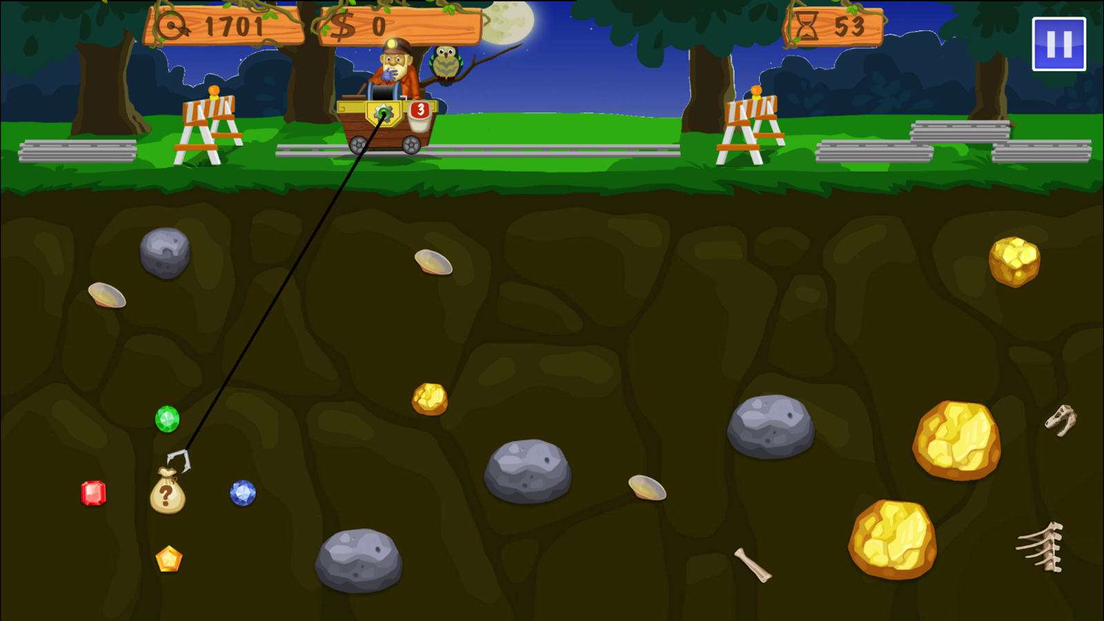 Gold Miner Vegas (Unreleased)- screenshot