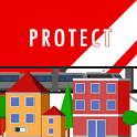 Protect - Die and retry icon