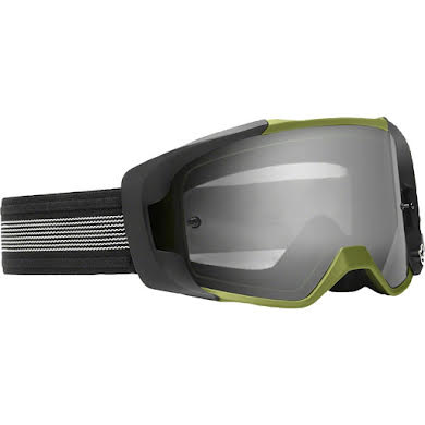 Fox Racing Vue Goggle: Fatigue Green One Size