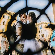 Wedding photographer Nika Maksimyuk (ilunawolf). Photo of 10.11.2018
