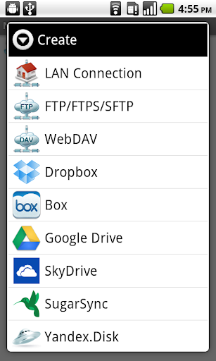 File Manager Pro screenshot 7