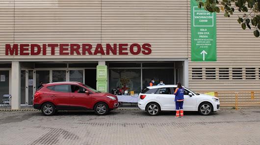 La semana comienza en Almería con 355 positivos en dos días pero sin fallecidos