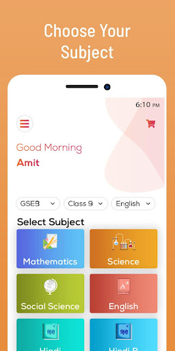 Bright Tutee :Learning & Study App for Class 9 &10 screenshot 12