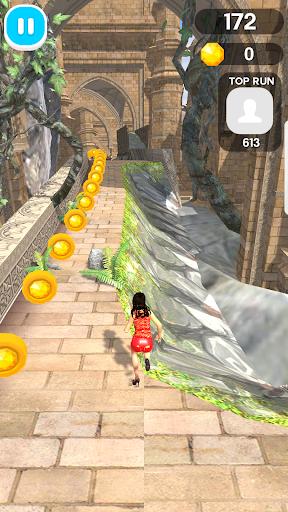 Speed Fast Princess Run screenshot 1