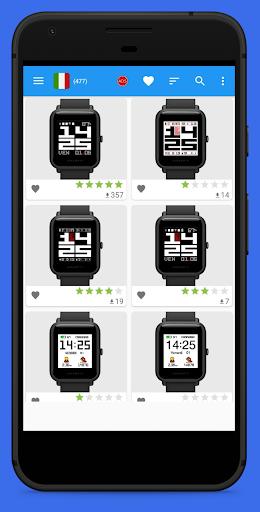 Amazfit Bip / Lite & Cor WatchFaces screenshot 4
