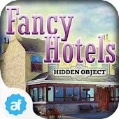 Fancy Hotels - Hidden Object