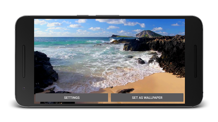 android Relax Video Live Wallpaper Screenshot 7