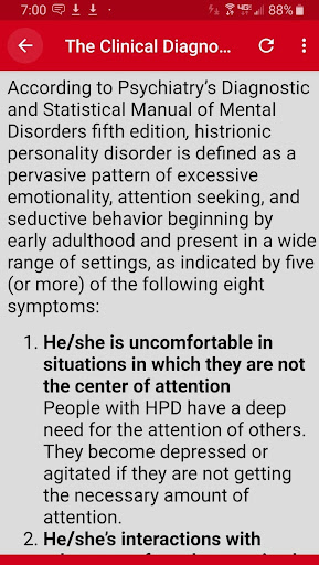Histrionic Explained the truth about HPD screenshot 5