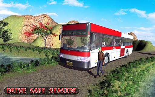 Modern Offroad Uphill Bus Simulator 1.4 screenshots 21