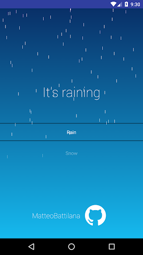 Weather Demo Library