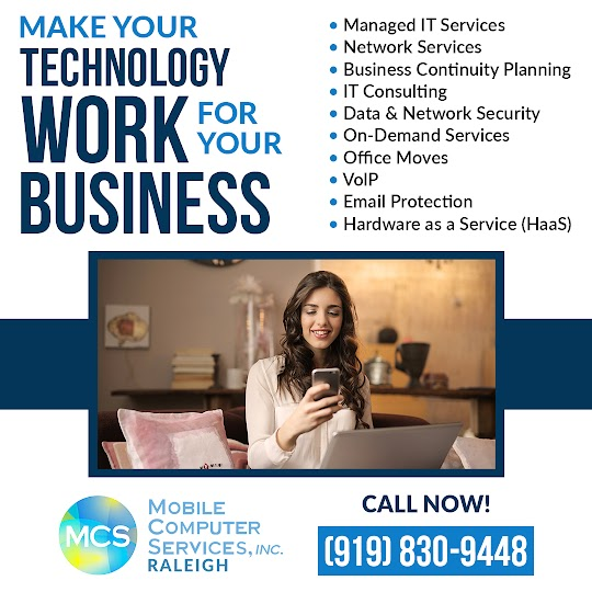 managed it services raleigh