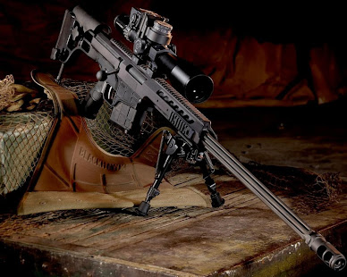 Sniper Rifle HD Wallpapers