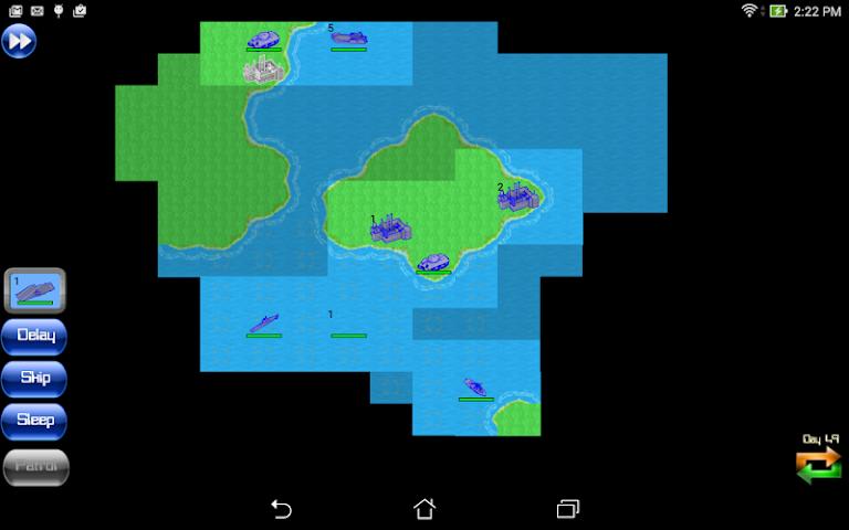 android G4A: Empire Screenshot 1