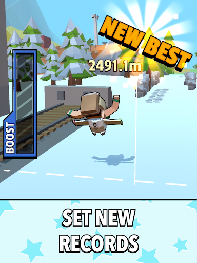 Jetpack Jump screenshot 10