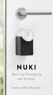 Nuki Smart Lock Screenshot