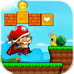 Super Santa Adventures World for PC and MAC