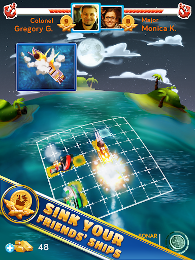 BattleFriends at Sea screenshot 6