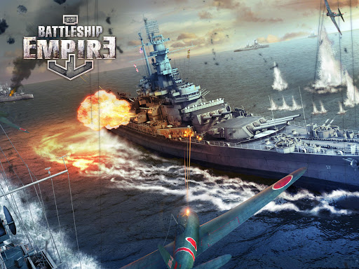 Battleship Empire: WW2 Naval Battles and Warships 1.0.2 gameplay   by HackJr.Pw 1