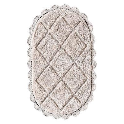 Набор ковриков для ванны Sofi De Marko Penny бежевых 60х100/50х70 см