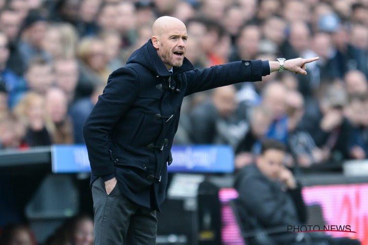 De opvolger van José Mourinho is mogelijk een Nederlander: Tottenham heeft gesprek met Ten Hag