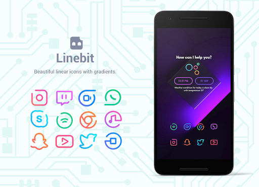 Bixpic Icons (6 Icon Packs included)  screenshots 5