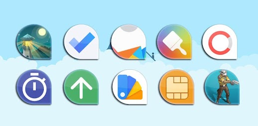 Agonica Icon Pack APK