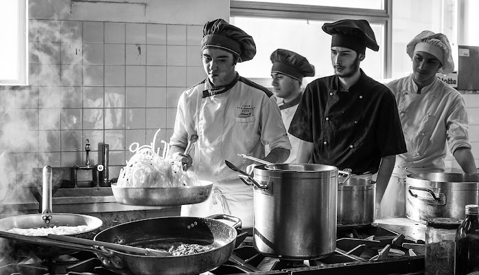 cooking at the jump di Zerosedici