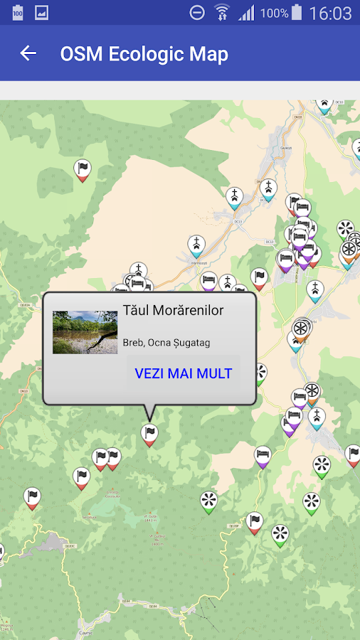 Eco Maramures- screenshot