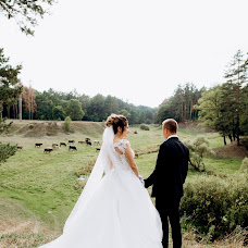 Wedding photographer Irina Shkura (irashkura). Photo of 21.10.2018