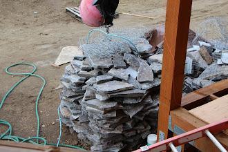 Photo: More stone