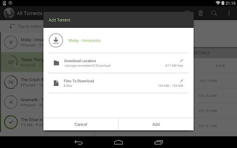 Utorrent Pro Apk Torrent Paid App Android 10