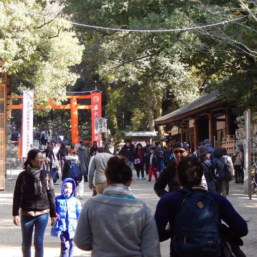 nara temple rue japonais
