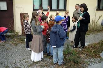 Photo: a prohlídka s Blankou pro menší děti