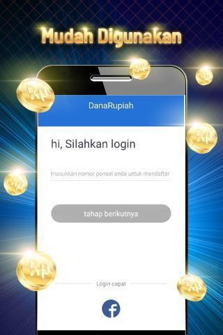 DanaRupiah - Pinjaman Dana Aman & Mudah for PC